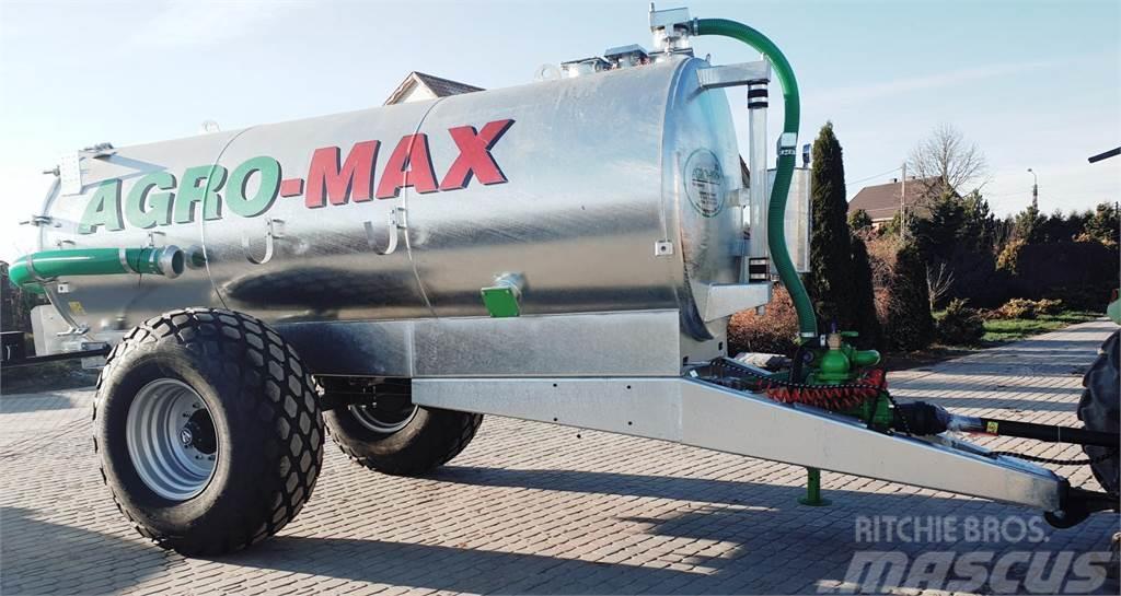 [Other] Agro-Max Manure Tank / Beczkowóz wóz asenizacyjny