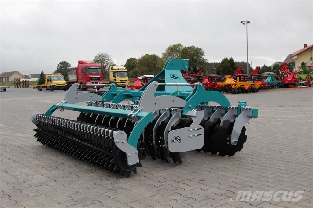 [Other] Agrona Agregat talerzowy 3 m, hydropack