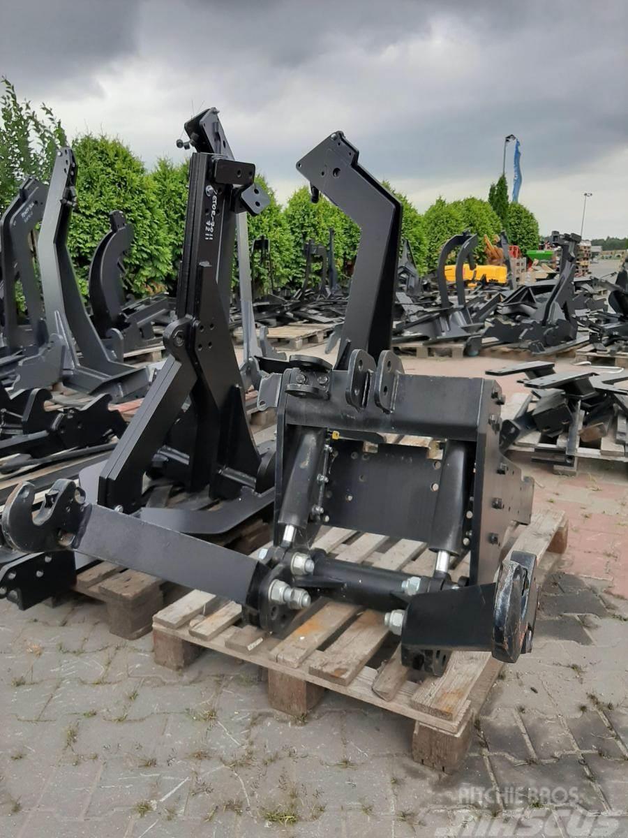 [Other] Metal-Technik Fronthydraulik, Frontkraftheber / TU