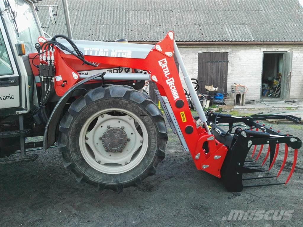 [Other] Metal-Technik Frontlader für MASSEY FERGUSON 3090