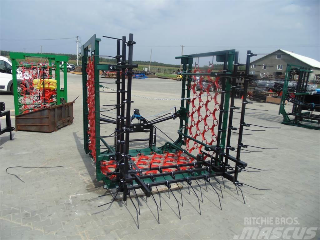 [Other] Metal-Technik Włóko-chwastownik 6 m