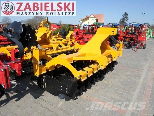 [Other] Unitech Schiebenegge/ Disc harrow/ Brona talerzowa