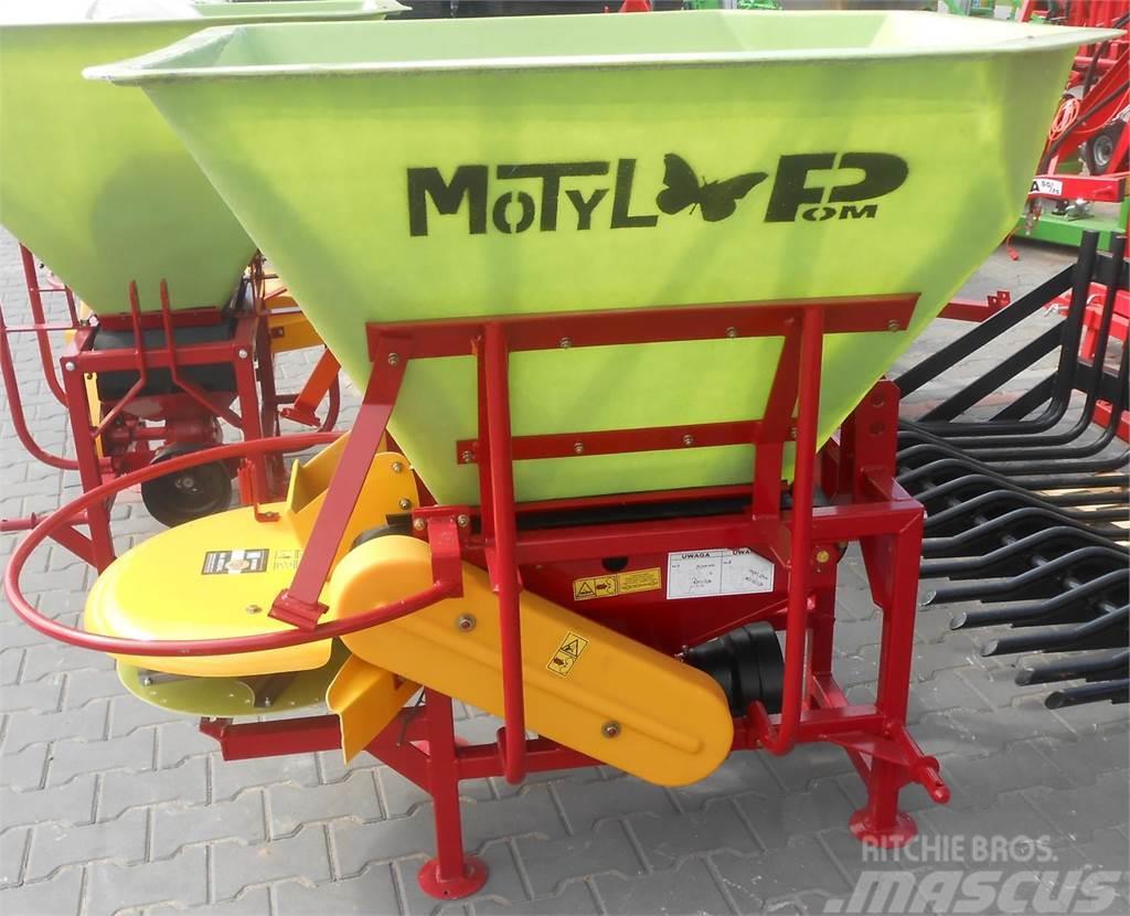Pom AUGUSTÓW Düngerstreuer Motyl/ Fertilizer spreader/