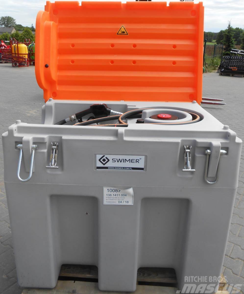 Swimer Diesel Tank/ Fuel tank/ Zbiornik 600 l 12 V