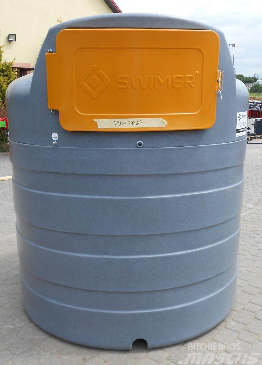 Swimer Diesel-Tank/ Tank/ Zbiornik dwupłaszczowy 2500 l