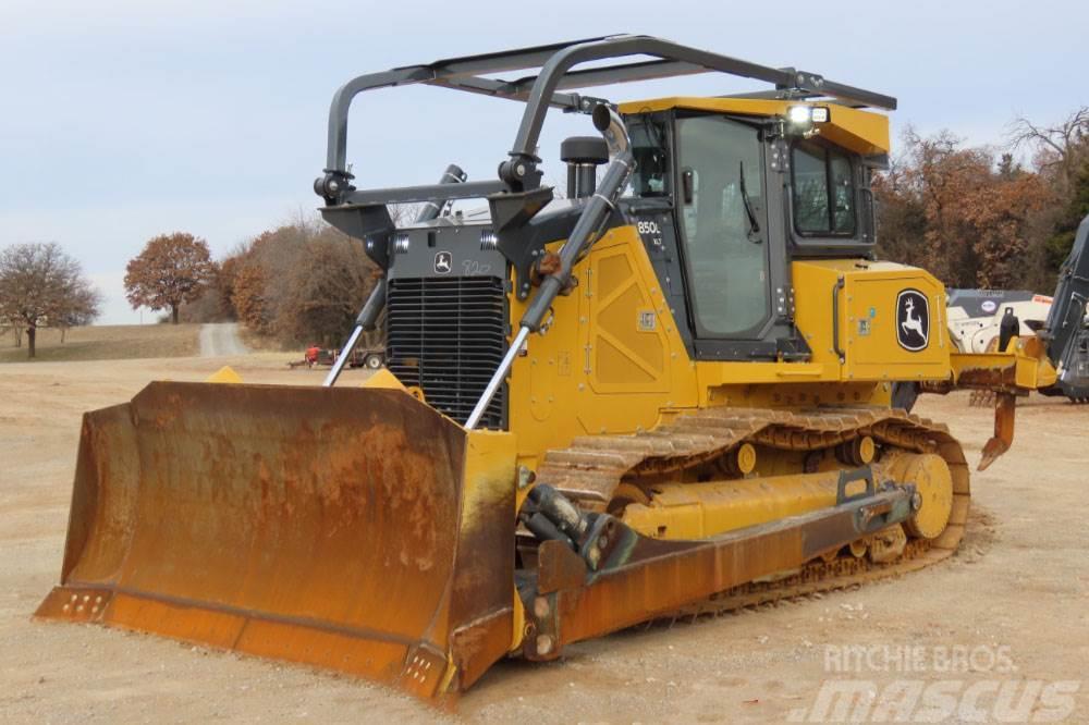 John Deere 850L-XLT