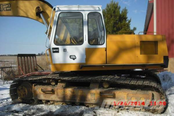 Liebherr R932HDSL