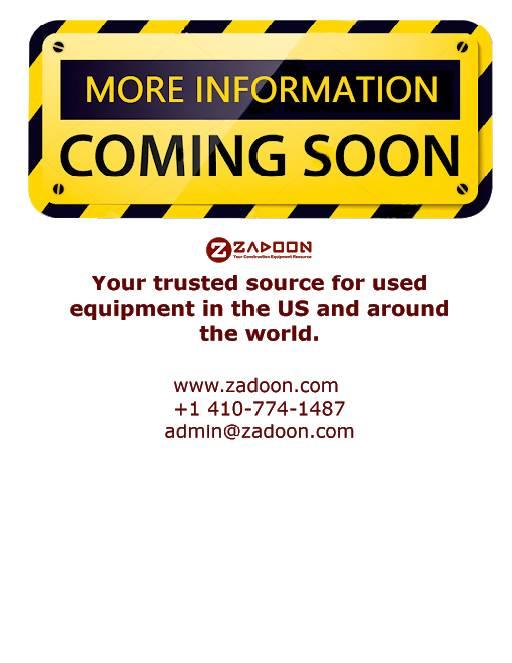 Utility Tandem flatbed trailer Approx 53'
