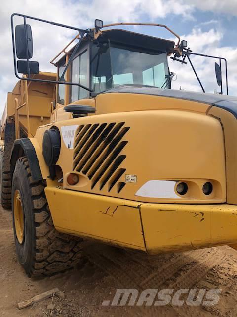 Used Dump Trucks For Sale In Md >> Volvo A40d