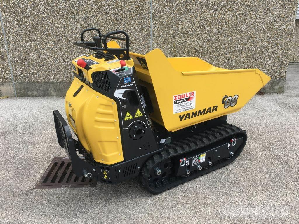 Yanmar C08 Carrier