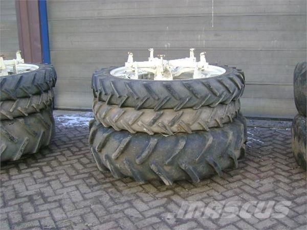 Div banden, Wheels