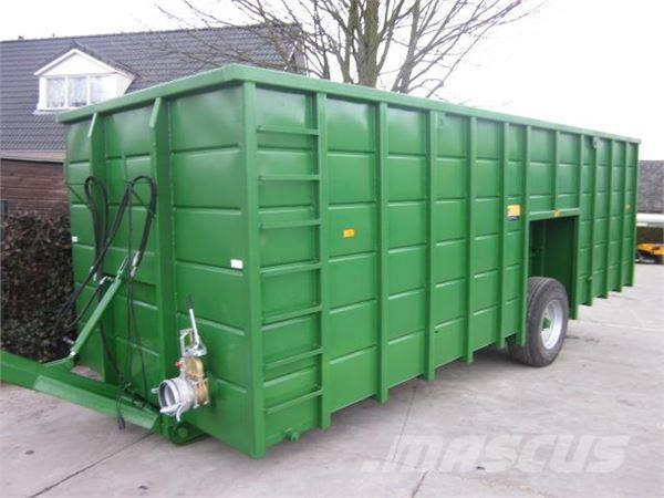 [Other] ZHE Mestcontainer - RVS -