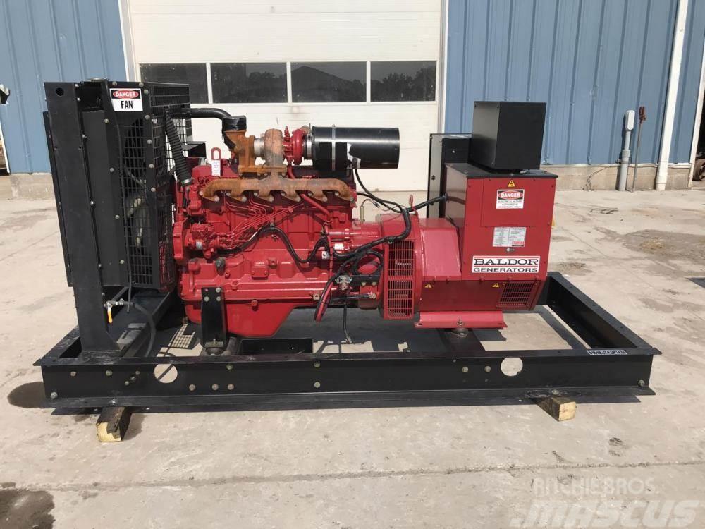 Baldor 150 kW John Deere 6068
