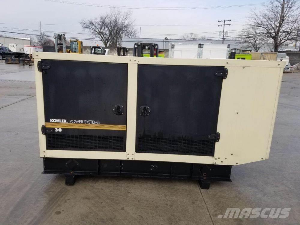 Kohler -30rezg for sale Price: $13,000 | Used Kohler -30rezg gas ...