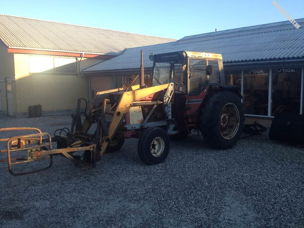 Case IH 955 Comfort 2000, Traktorer, Landbrug