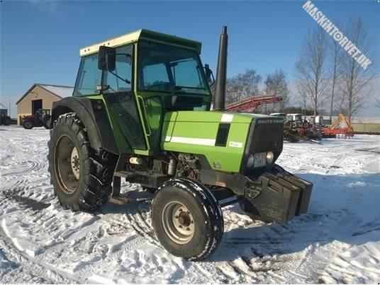 Deutz-Fahr DX 4.50, Traktorer, Landbrug