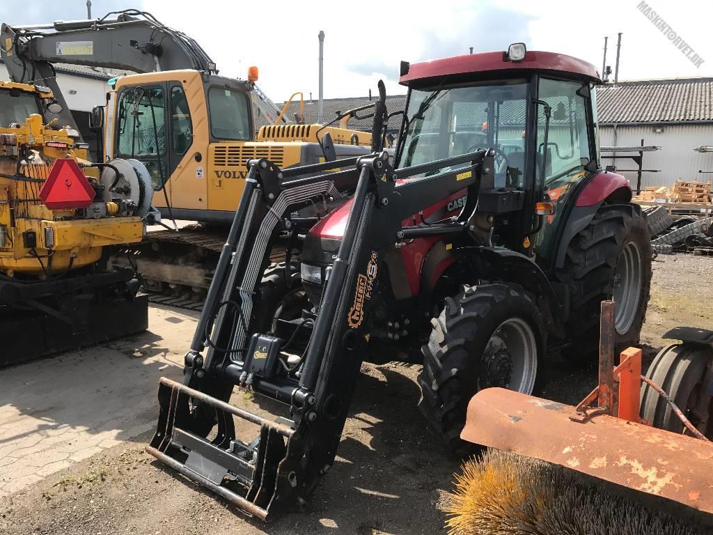 CASE JX80 4WD, Traktorer, Landbrug