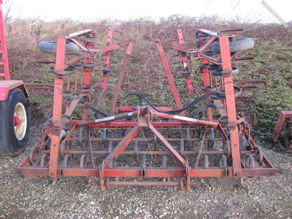 Kongskilde SGB 25-17 50 tands, Harver, Landbrug