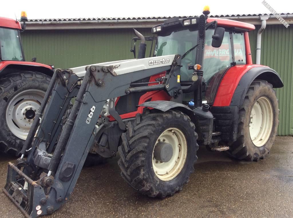 Valmet/valtra N-163V, Traktorer, Landbrug