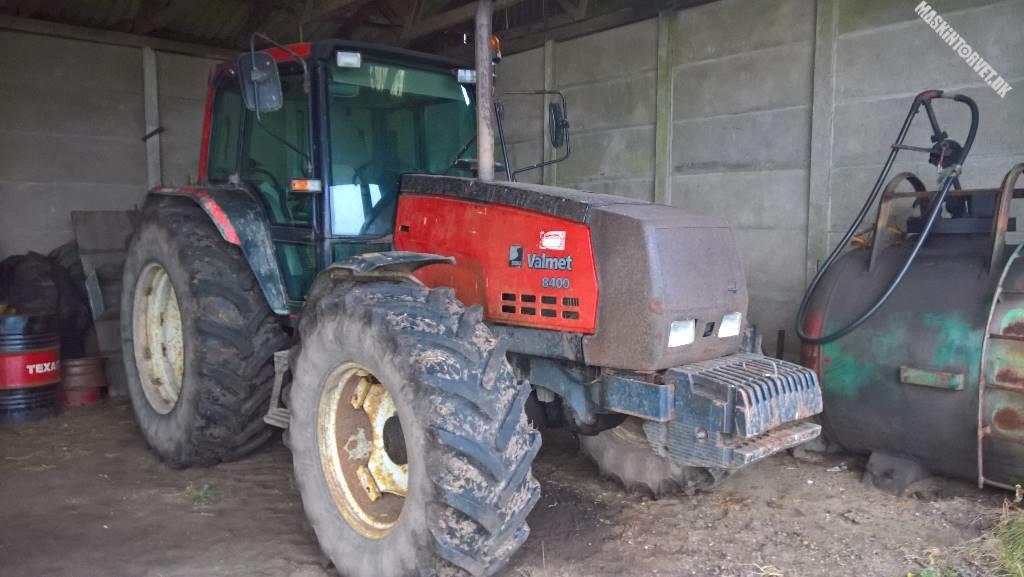 Valmet 8400, Traktorer, Landbrug