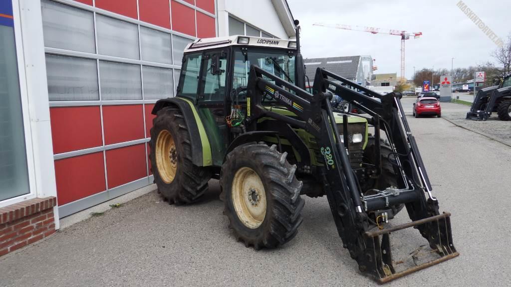 Hürlimann H-468-4, Traktorer, Landbrug