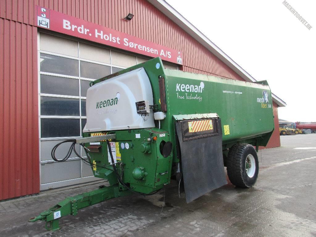 Keenan MF 360, Fuldfoderblandere, Landbrug