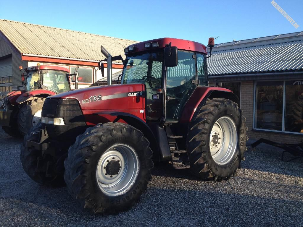 Case IH MX 135, Traktorer, Landbrug