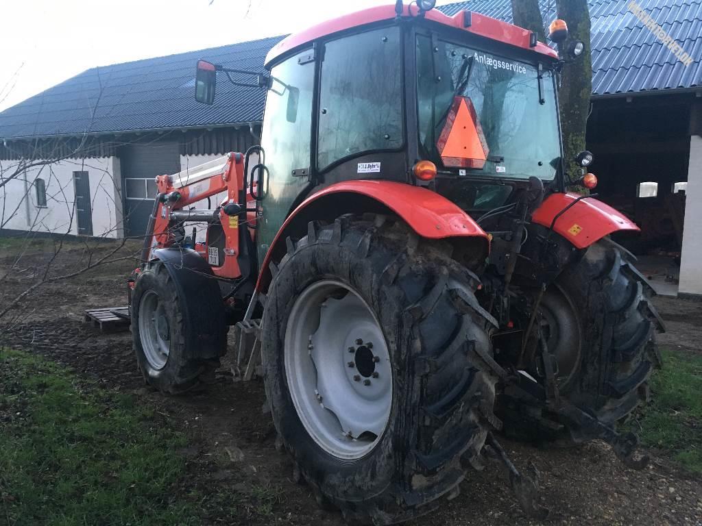 Zetor Proxima 115 Power, Traktorer, Landbrug