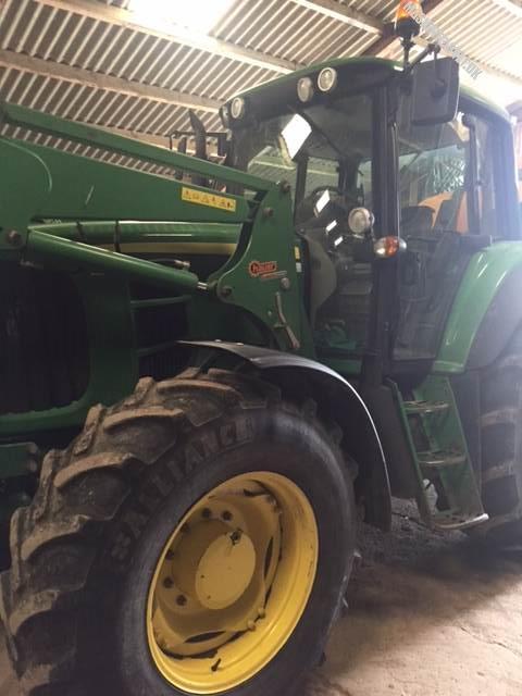 John Deere 6630 AutoQuad, Traktorer, Landbrug