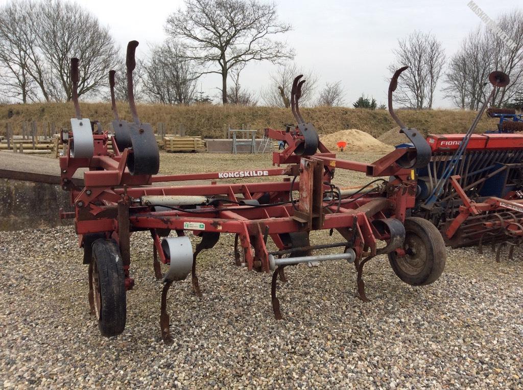 Kongskilde Vibro flex 4300, Harver, Landbrug