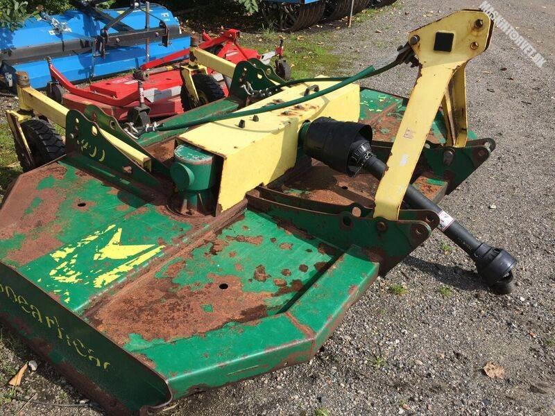 Spearhead 300, Græsslåmaskiner, Landbrug