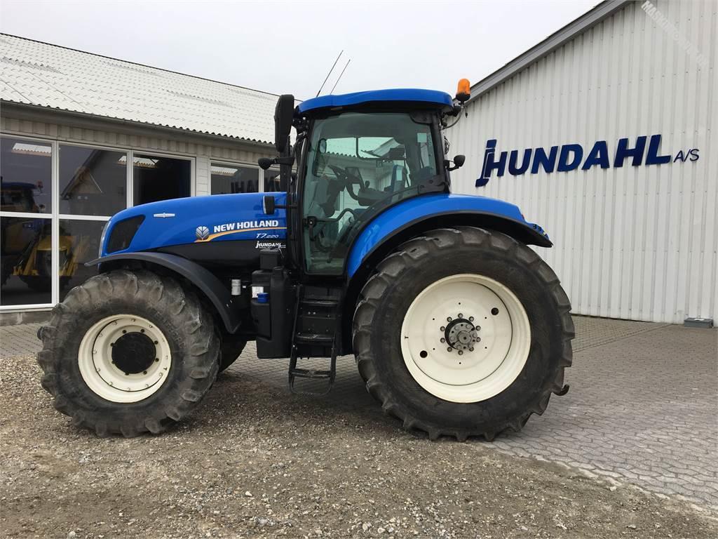 New Holland T7.220 AC, Traktorer, Landbrug