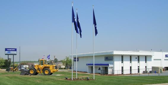 Asc Construction Equipment Usa Inc Company From Nc