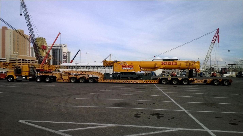 Borsheim Crane Service Company From North Dakota