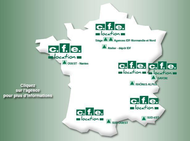 CFE LOCATION - Entreprises de Travaux Publics - Morangis ...