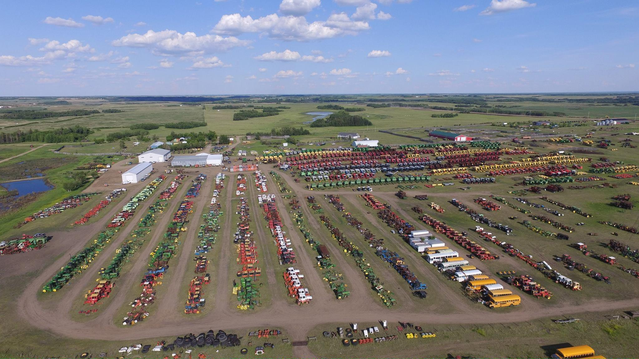 Farm Equipment For Sale In Alberta >> Gratton Coulee Agri Parts - Agricultural equipment ...