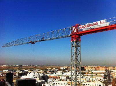 Maquigruas empresas de maquinaria de construcci n - Empresa construccion madrid ...
