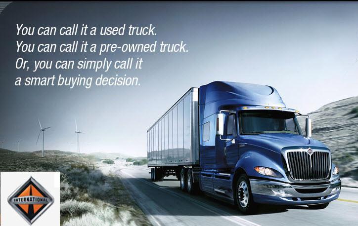 Navistar - International Used Truck Centers - company from Illinois