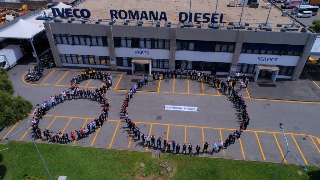 quality design 9e3dc e6b94 Romana Diesel Spa - Roma, Italy - Used equipment, new ...