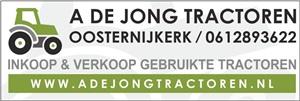 A de Jong tractoren