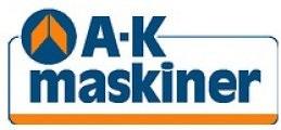 A-K maskiner Bergen