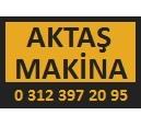 Aktaş Makine Ltd. Şti.