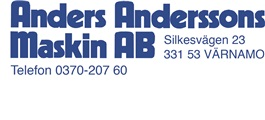 Anders Anderssons Maskin AB