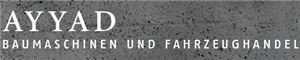 Ayyad Baumaschinen u. Fahrzeughandel GmbH
