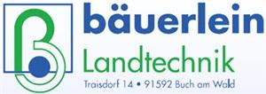 Bäuerlein Landtechnik Einzelunternehmung