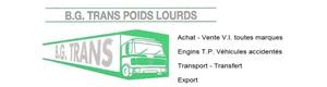 BG TRANS POIDS-LOURDS