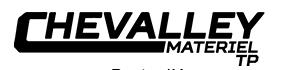 CHEVALLEY MATERIEL TP