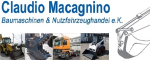 Claudio Macagnino Baumaschinen & Nutzfahrzeughandel