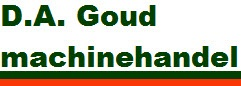 D.A. Goud Machinehandel