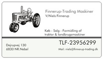 Finnerup-Trading Maskiner v/Niels Finnerup